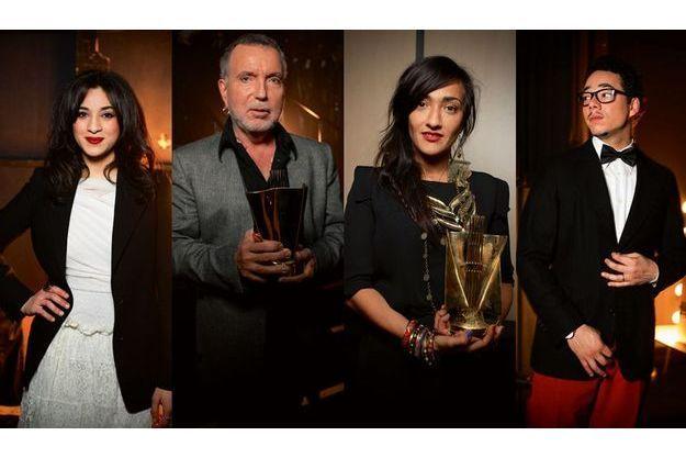 Camélia Jordana, Bernard Lavilliers, Hindhi Zahra et Ben l'Oncle Soul.