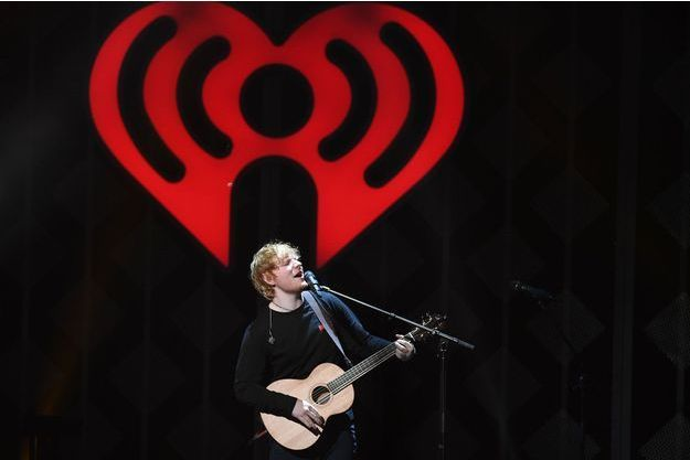 Ed Sheeran en décembre 2017 à New York