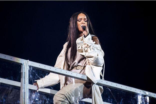 Rihanna début juillet en Suède