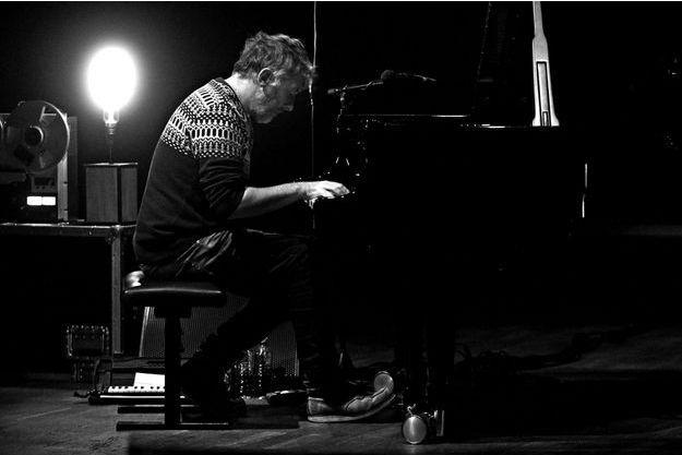Yann Tiersen en concert à Leipzig en octobre 2016 (image d'illustration).