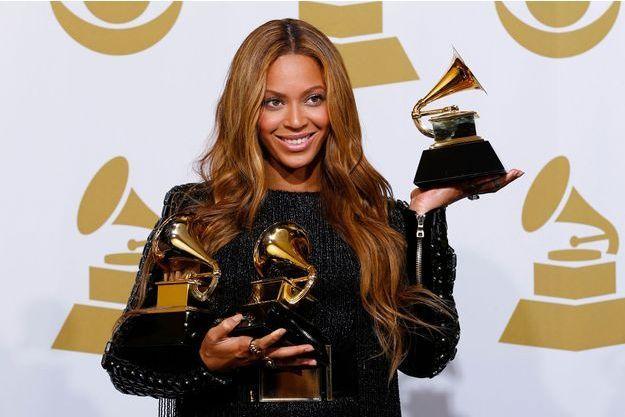 Beyoncé, artiste de tous les records au Grammy Awards 2015
