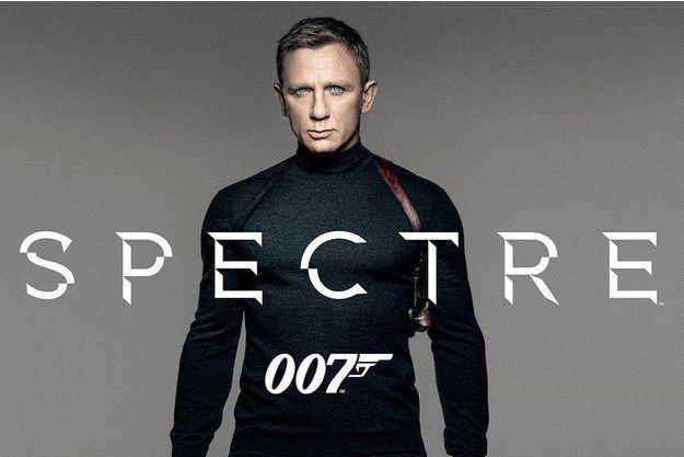 """Daniel Craig dans """"Spectre"""""""