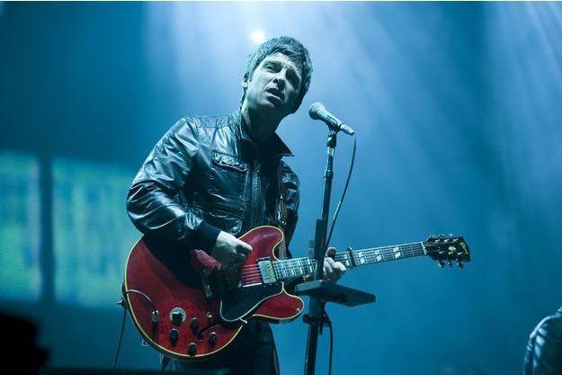 Noel Gallagher en concert à Nottingham en mars dernier.