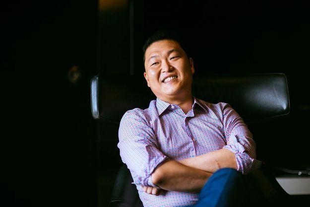 Psy, chanteur maboule