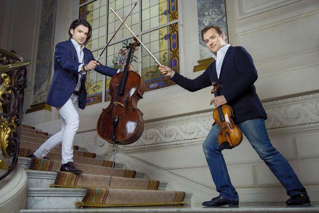 Gautier et Renaud Capuçon