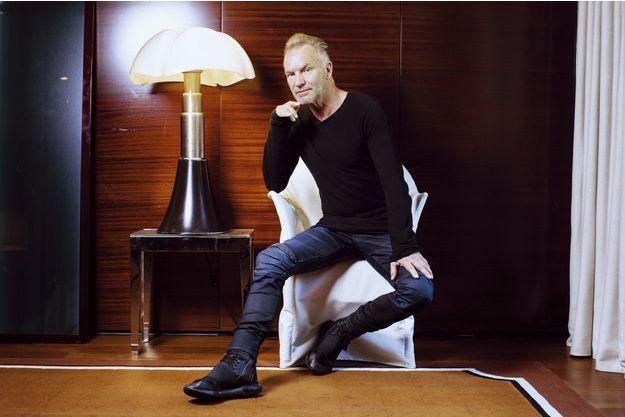 Sting : le retour à pleins tubes