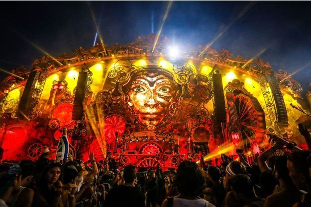 Le festival dure jusqu'au 27 juillet.