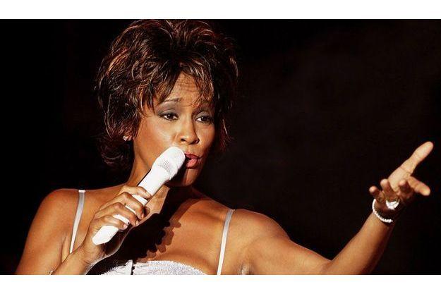 Les ventes d'albums de Whitney Houston ont explosé depuis sa mort.