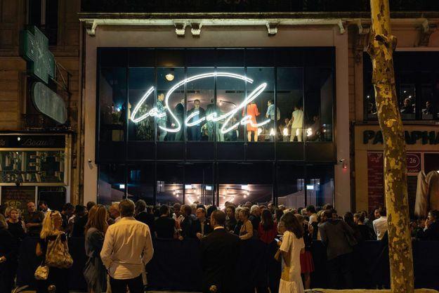 La Scala a ouvert ses portes en septembre 2018