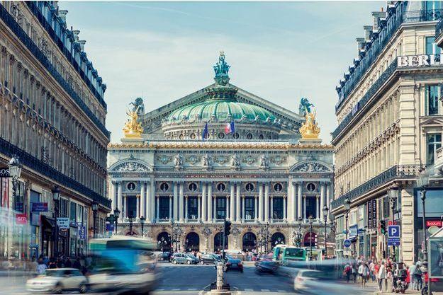 L'opéra de Paris, grande maison très convoitée.