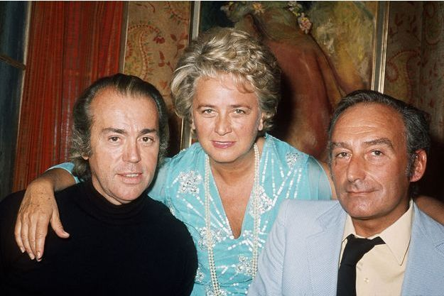 Pierre Barillet Jean-Pierre Gredy Jacqueline Maillan
