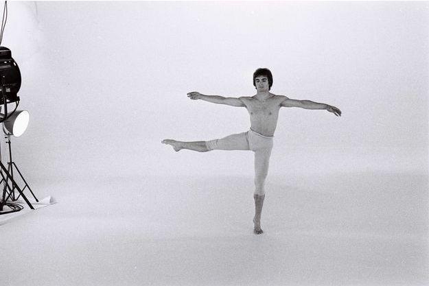 Rudolf Noureev en 1968.