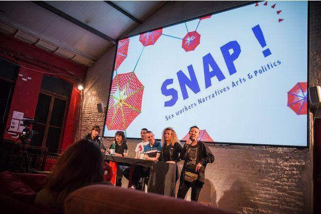 L'équipe du Festival SNAP.