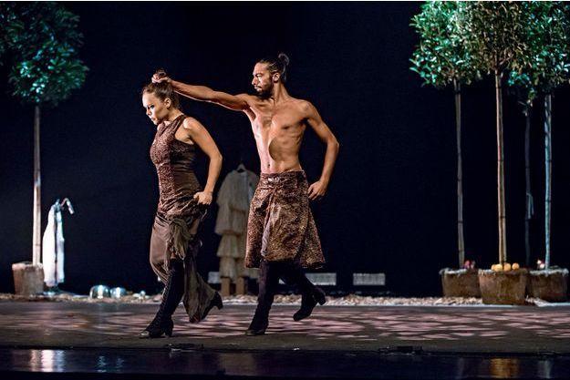 Rocio Molina ou le flamenco libéré. Avec le danseur Eduardo Guerrero.