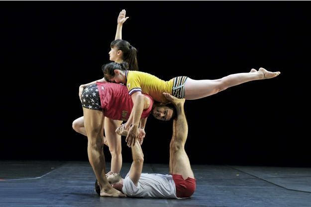 « Retour à Berratham », du 17 au 25 juillet au Festival d'Avignon ; du 17 au 19 septembre à Aix-en-Provence (Grand Théâtre) ; du 29 septembre au 23 octobre à Paris (Chaillot). « Empty Moves », 2014.