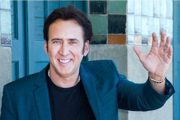 Nicolas Cage, à Deauville
