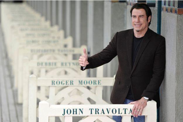John Travolta à Deauville