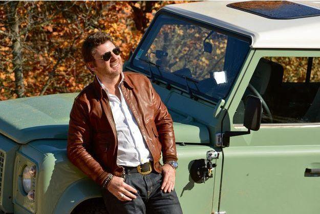 """Philippe Lellouche prochainement dans la saison 2 de """"Top Gear""""."""