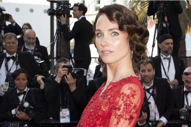 Sand Van Roy lors du Festival de Cannes 2019.