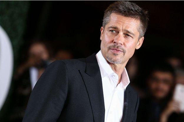 Brad Pitt en novembre 2016.