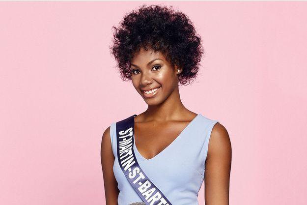 Allisson Georges, Miss Saint-Martin Saint-Barthélemy 2018