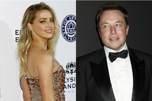 Amber Heard et Elon Musk, bientôt l'officialisation ?