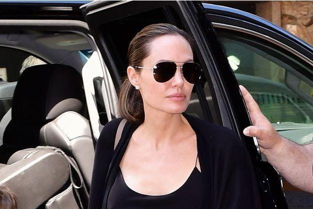 Angelina Jolie à New York en juin 2016.