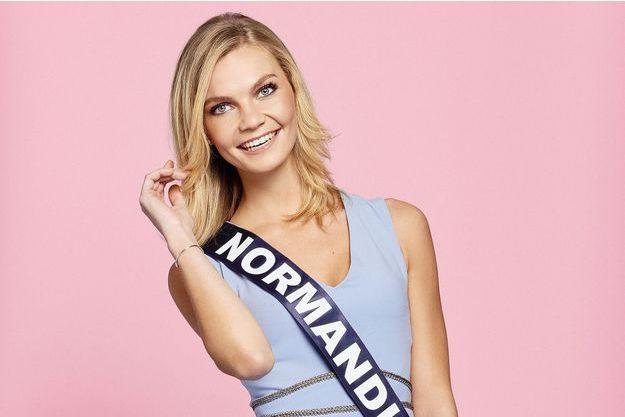 Annaëlle Chrétien, Miss Normandie 2018