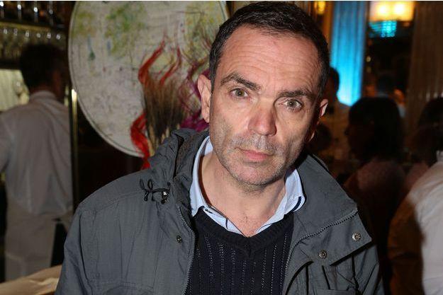Yann Moix en novembre 2017.