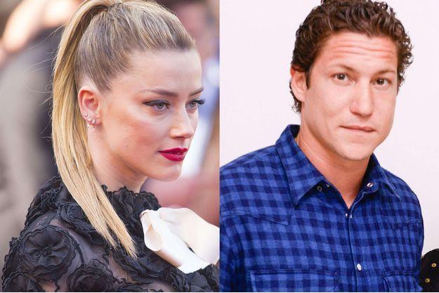 Amber Heard et Vito Schnabel en couple ?