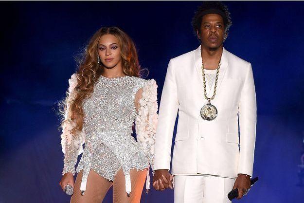 Beyoncé et Jay-Z à Pasaneda, le 23 septembre 2018