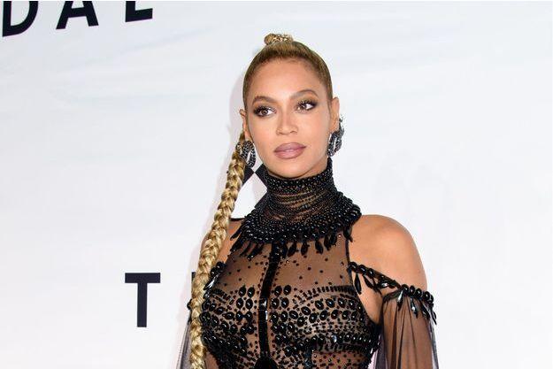 Beyoncé à New-Yorl, le 15 octobre 2016.
