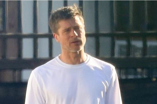Brad Pitt en septembre 2017.