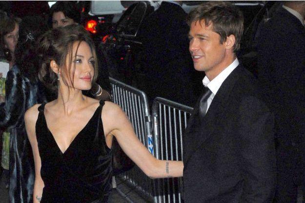 Angelina Jolie et Brad Pitt, la réunion de famille.