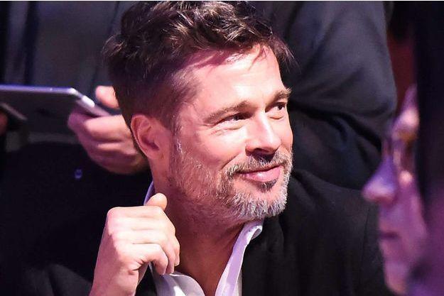 Brad Pitt en janvier 2018.