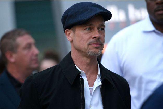 Brad Pitt à Los Angeles, le 5 avril 2017.