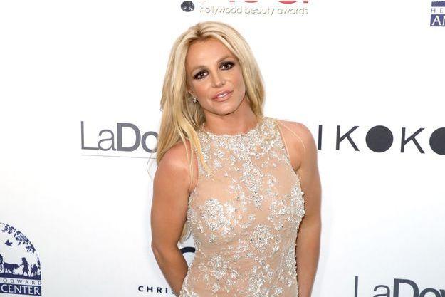 Britney Spears à Los Angeles, le 25 février 2018