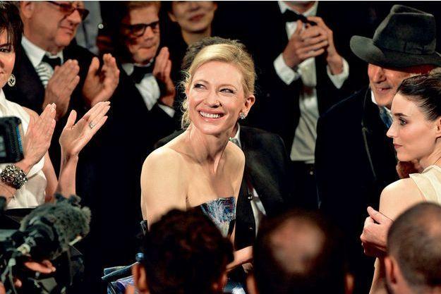 Cate Blanchett à Londres, en décembre 2017.