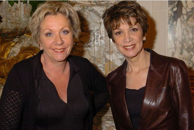 Françoise et Catherine Laborde en 2010.