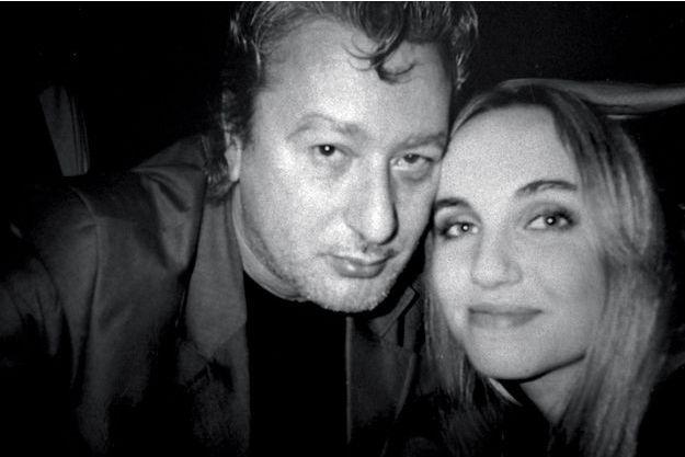 Alain bashung et Chloé Mons