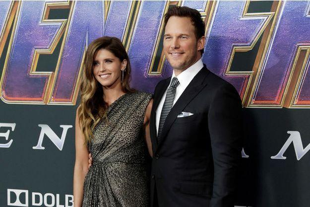 Katherine Schwarzenegger et Chris Pratt