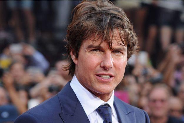 """Tom Cruise lors de la première de """"Mission Impossible: Rogue Nation"""" à New York le 28 juillet dernier."""