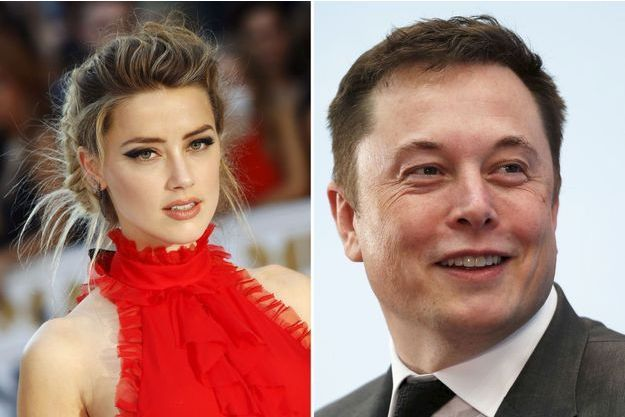 Amber Heard fréquenterait le multimilliardaire Elon Musk