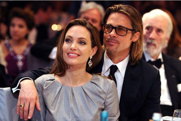 Angelina Jolie évoque pour la première fois son mariage avec Brad Pitt