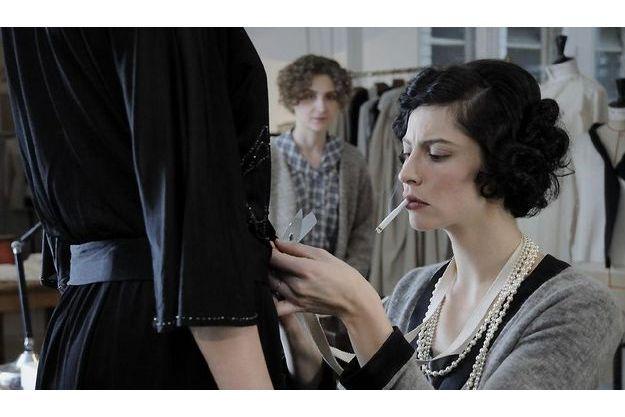 Anna Mouglalis incarne un Coco Chanel très crédible.