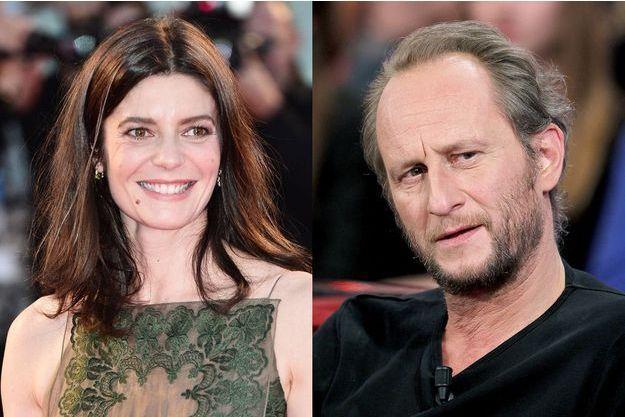 L'acteur Benoît Poelvoorde officialise sa romance avec Chiara Mastroianni