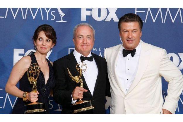 """Alec Baldwin triomphe avec """"30 Rock""""."""