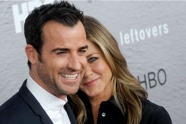 Jennifer Aniston et Justin Theroux.
