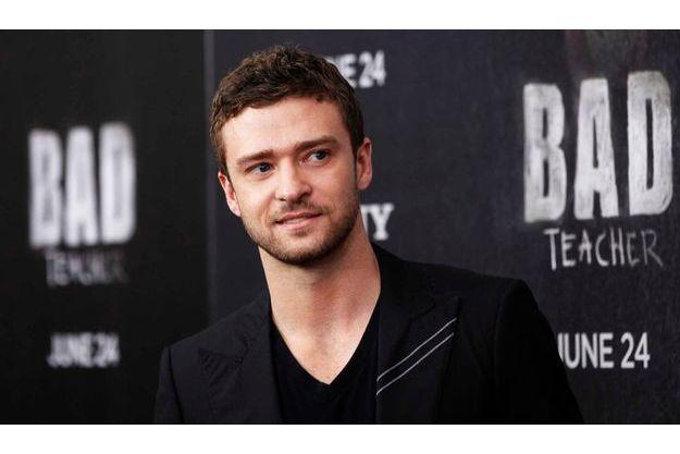 Justin Timberlake (illustration).