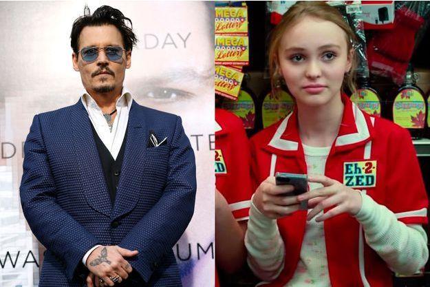 Johnny Depp et sa fille seront à l'affiche de «Yoga Hosers» en 2015.
